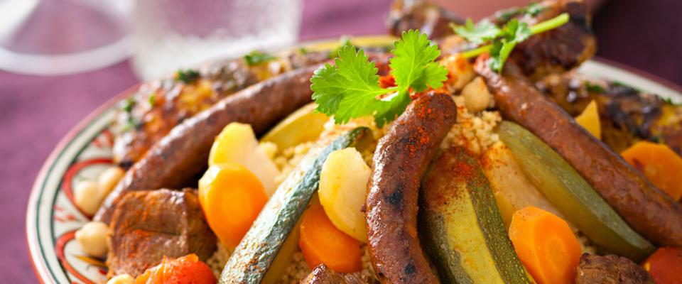 Vendredi 10 février c'est Couscous !
